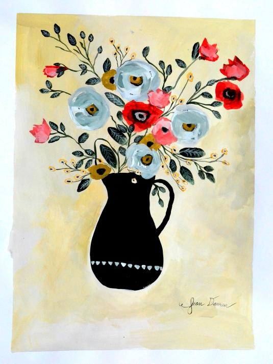 flowers in black vase.jpg